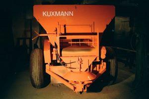kuxmann Winterdienststreuer