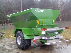 Kuxmann Winterdienststreuer 40km/h Edition